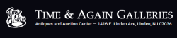 Time & Again Antique Auction Gallery logo