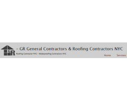 General Contractors & Roofing Contractor NY logo