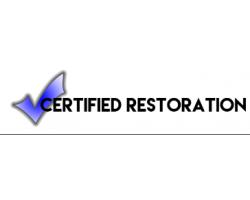 Certified Restoration logo