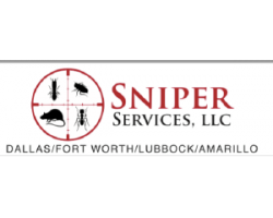 Sniper Termite and Pest logo