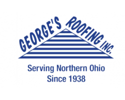 George's Roofing, Inc. logo