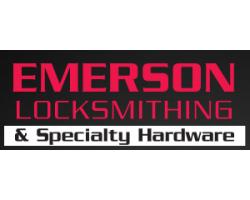 Emerson Specialty Hardware & Locksmithing, Inc logo