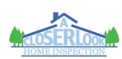 A closer look home inspection logo