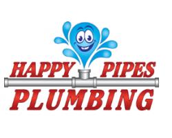 Happy Pipes Plumbing logo