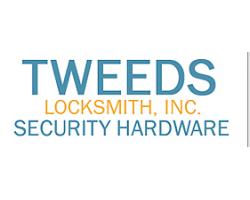Tweeds Locksmith Inc logo