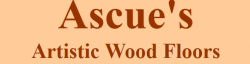 Ascue's Artistic Wood Floors logo