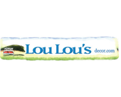 Lou Lou's Decor logo