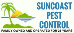 Suncoast Pest Control logo