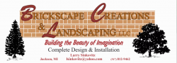 Brickscape Creations & Landscaping, LLC logo