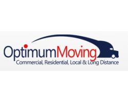 Optimum Moving logo