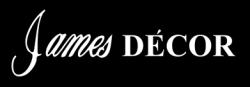 James decor logo
