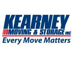 Kearney Moving and Storage logo