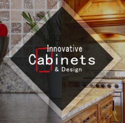 Innovative Cabinet and Design logo