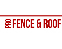 Pro Fence And Roofing logo