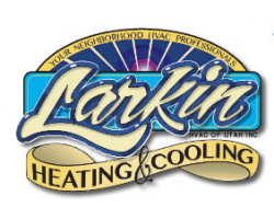 Larkin Heating & Cooling logo