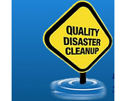 Quality Disaster Cleanup logo