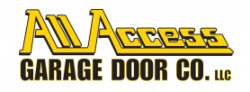 All Access Garage Door Co. logo