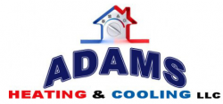 Adams Heating and Cooling logo