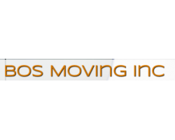 Bos Moving Inc logo