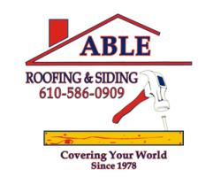 Roofing & Siding Company logo