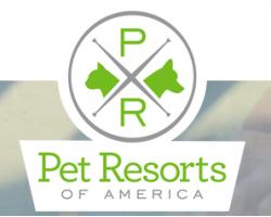 Pet Resorts of America logo