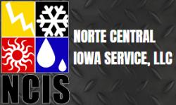 North Central Iowa Service logo
