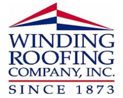Winding Roofing Company, Inc. logo