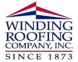 Winding Roofing Company, Inc. logo