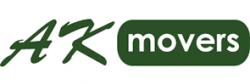 AK Movers logo