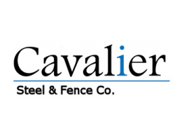 Cavalier Steel and Fence Co. logo