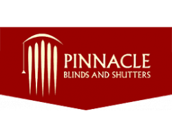 Pinnacle Blinds and Shutters logo