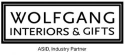 Wolfgang Interiors & Gifts logo