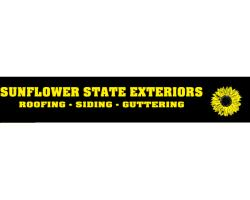Sunflower State Exteriors LLC logo