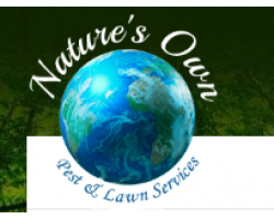 Nature's Own Pest Control logo