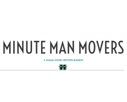 Minute Man Movers logo