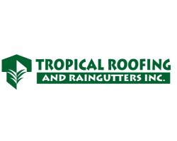 Tropical Roofing and Raingutters logo