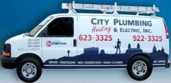 City Plumbing, Heating & Electric Inc logo