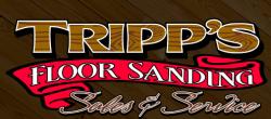 Tripp's Floor Sanding logo