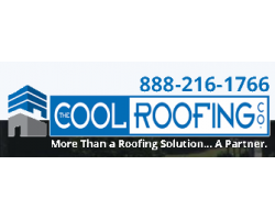 The Cool Roofing Company logo