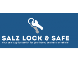 Salz Lock & Safe Co. logo