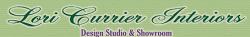Lori Currier's Interiors logo