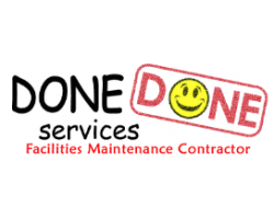 Done Done Services LLC. logo