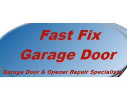 Fast Fix Garage Door logo
