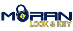 Moran Lock and Key logo