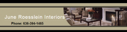 June Roesslein Interiors logo