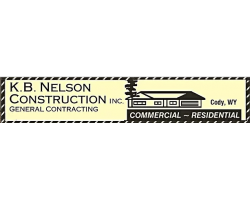 KB Nelson Construction logo