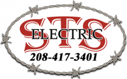 STS Electric logo