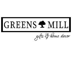 Greens Mill logo