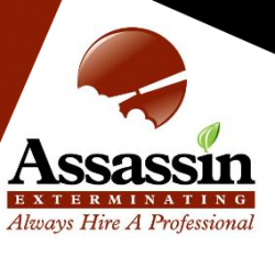 Assassin Exterminating & Pest Control logo
