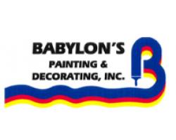 Babylon's Painting & Decorating Inc logo